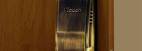1Touch IQ2 has a Finish to go with any Door Style!