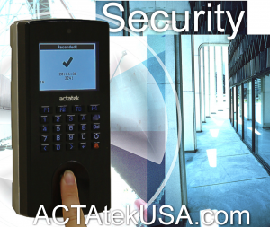 Actatek3 access control