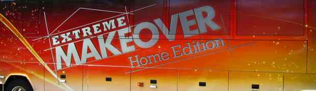 The DL210 on Extreme Home Makeover Edition!!