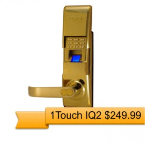 1TouchIQ2 Biometric Lock